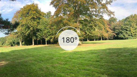 Parc de la Briantais en 180°