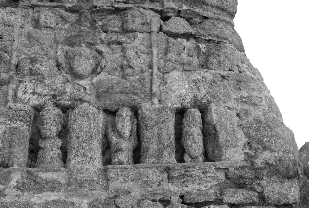 Rochers sculptés