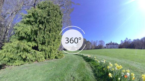 Parc de la Briantais en 360°