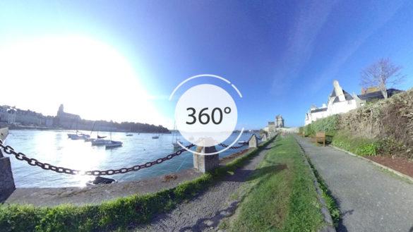 Tour Solidor en 360°