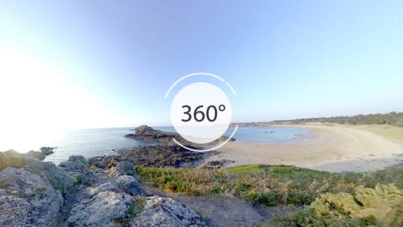 Île Besnard en 360°