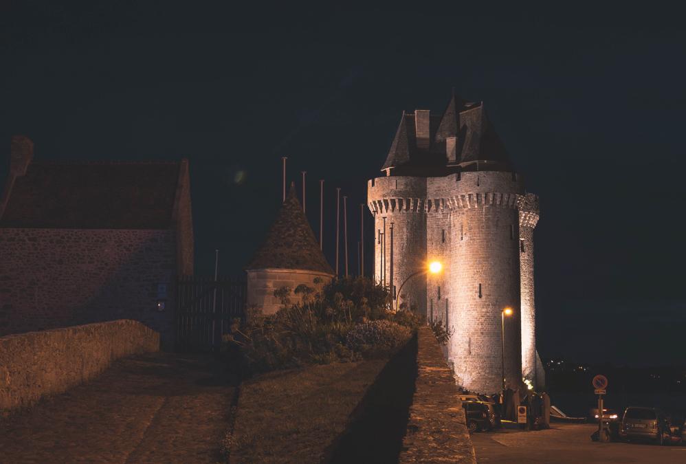 Nuit à Solidor