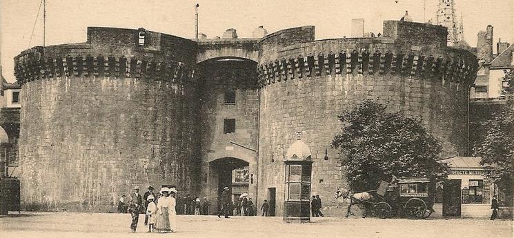 Autrefois Porte Saint-Vincent