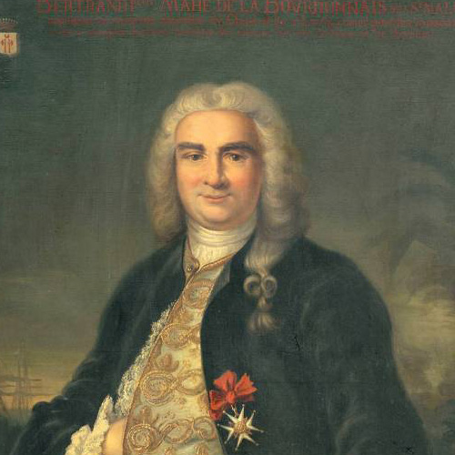 Les grands hommes - Bertrand-François Mahé de La Bourdonnais