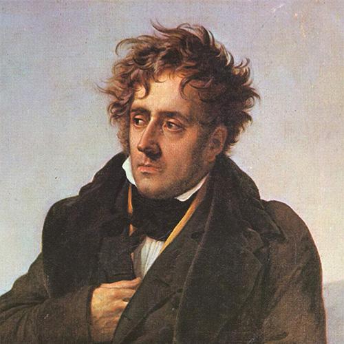 Les grands hommes - François-René de Chateaubriand