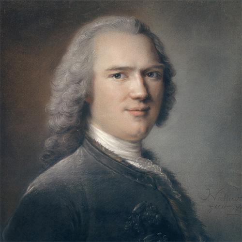 Les grands hommes - Jean-Baptiste Bénard de la Harpe