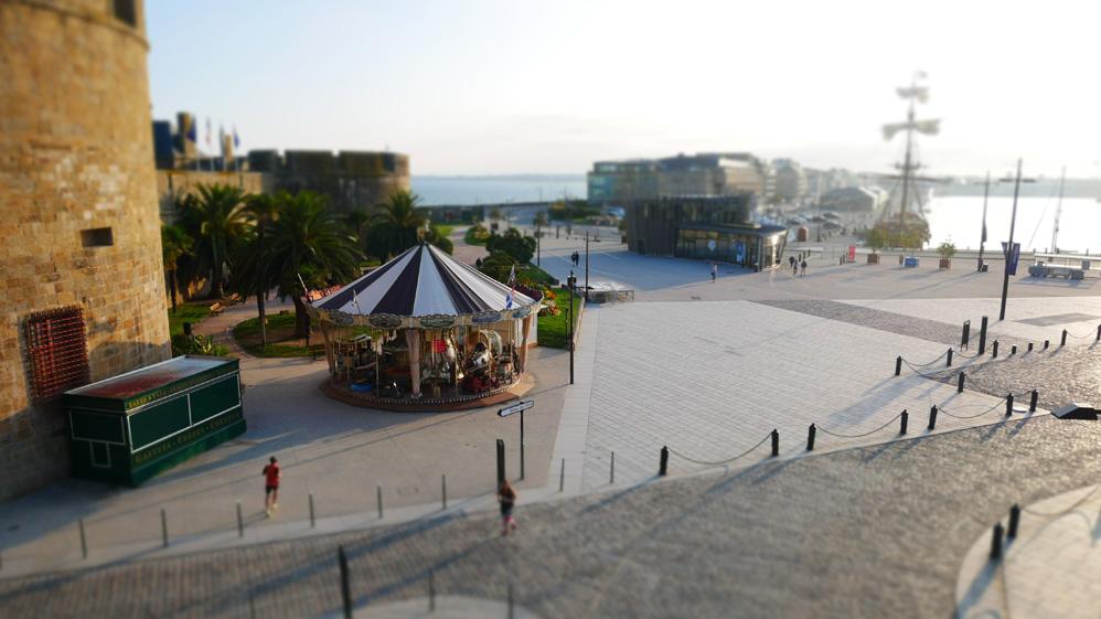 Les webcams de Saint-Malo