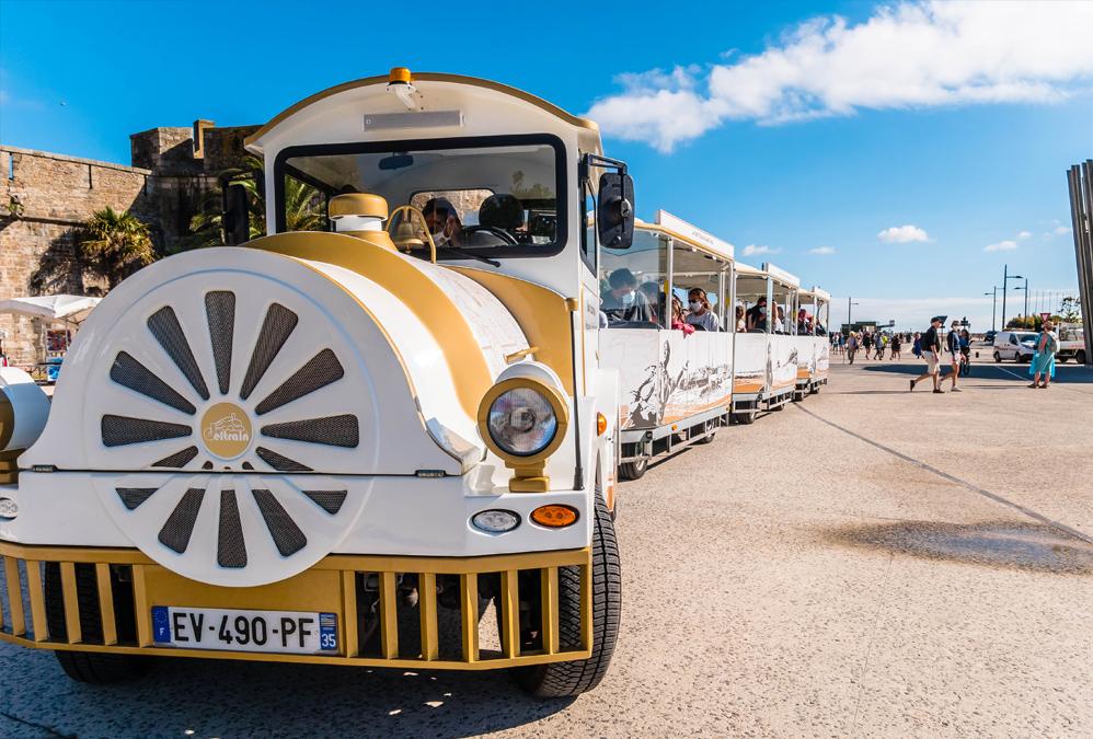 Petit Train de Saint-Malo