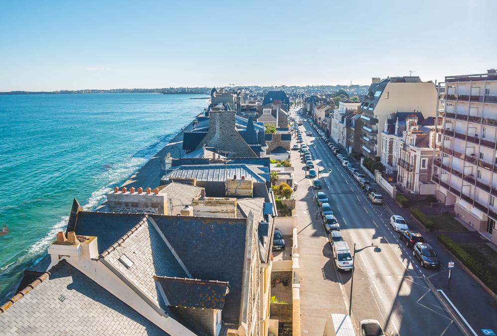 Rooftop à Saint-Malo
