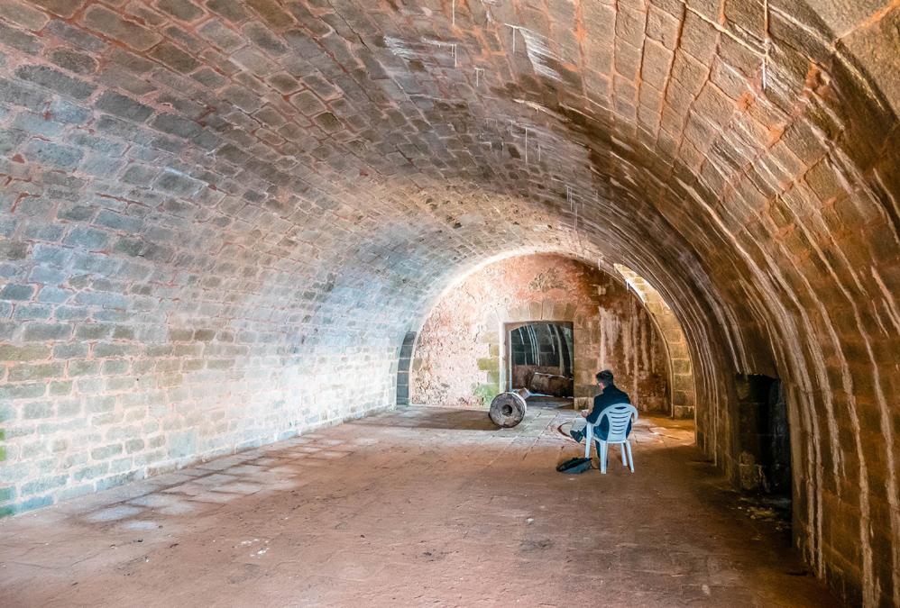 Fort de la Conchée