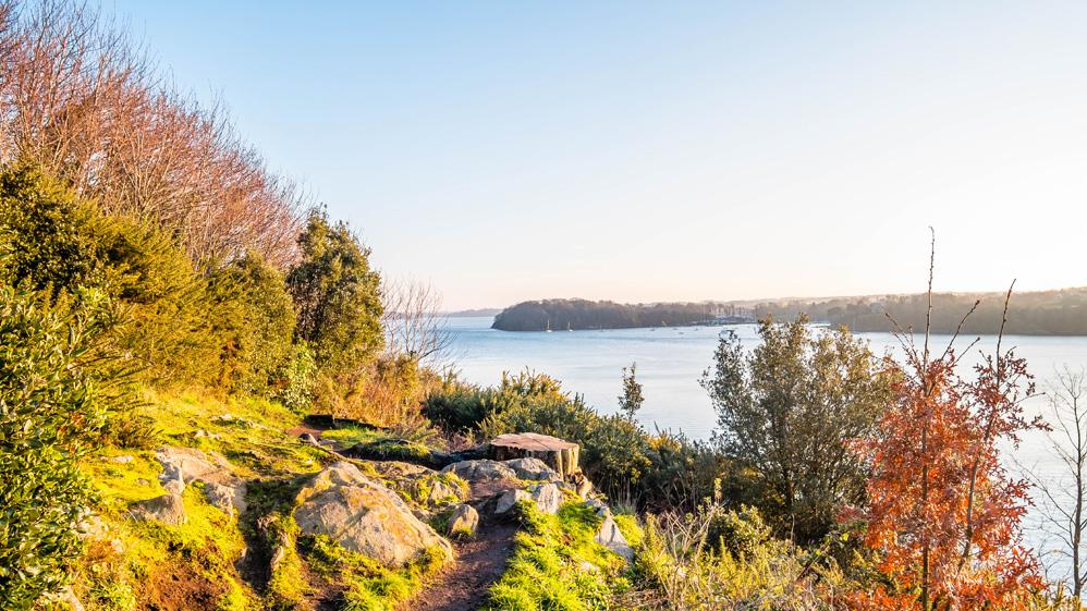 Balade côté rivages de Saint-Jouan